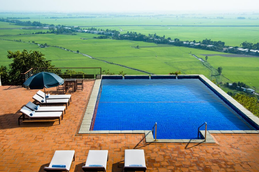Hotels Vietnam Chao Doc Victoria Nui Sam Lodge12