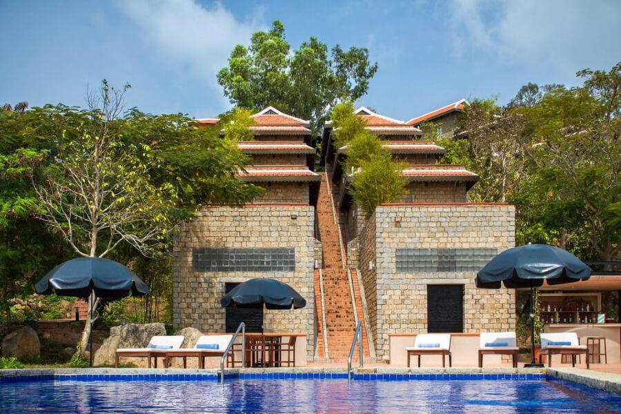 Hotels Vietnam Chao Doc Victoria Nui Sam Lodge14