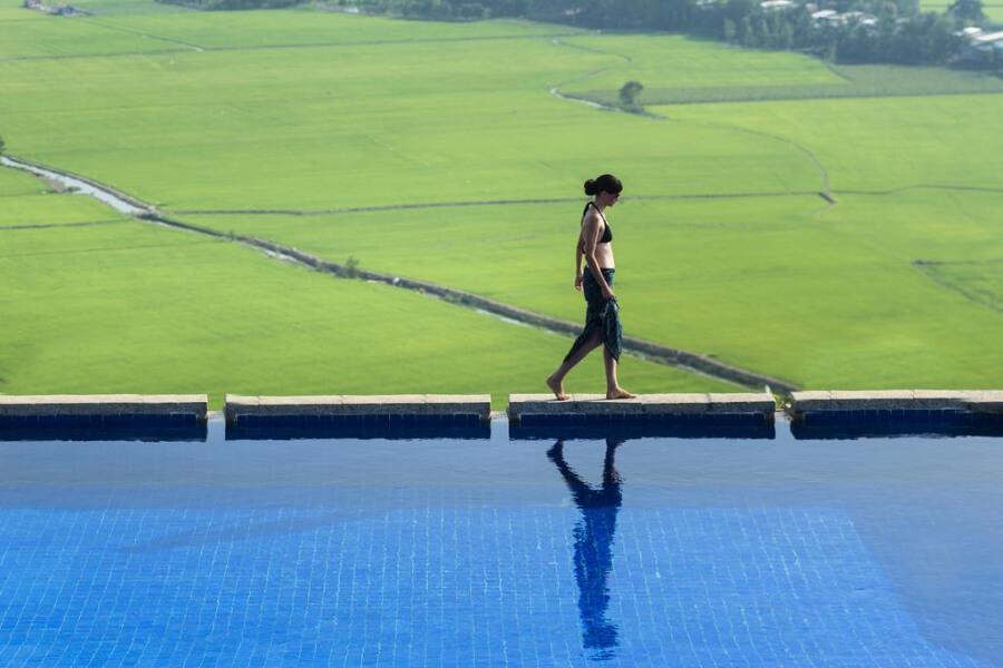 Hotels Vietnam Chao Doc Victoria Nui Sam Lodge15