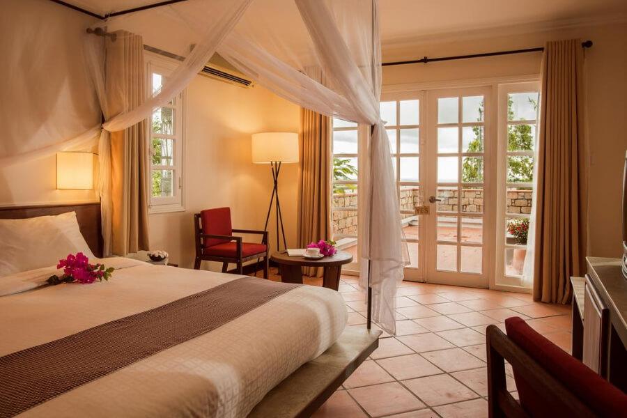 Hotels Vietnam Chao Doc Victoria Nui Sam Lodge2