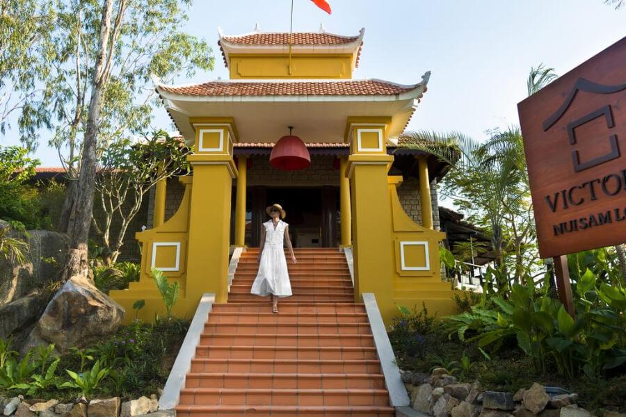 Hotels Vietnam Chao Doc Victoria Nui Sam Lodge4