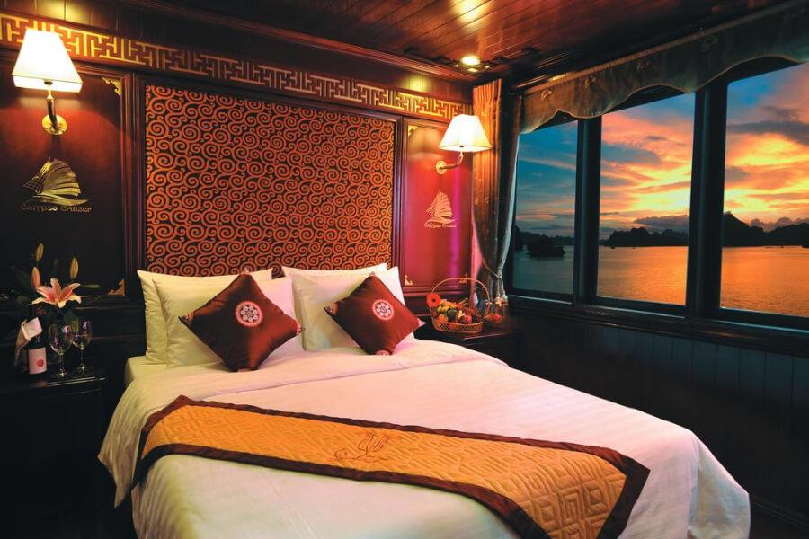 Hotels Vietnam Halong Bay Calypso Cruise Halong Bay10