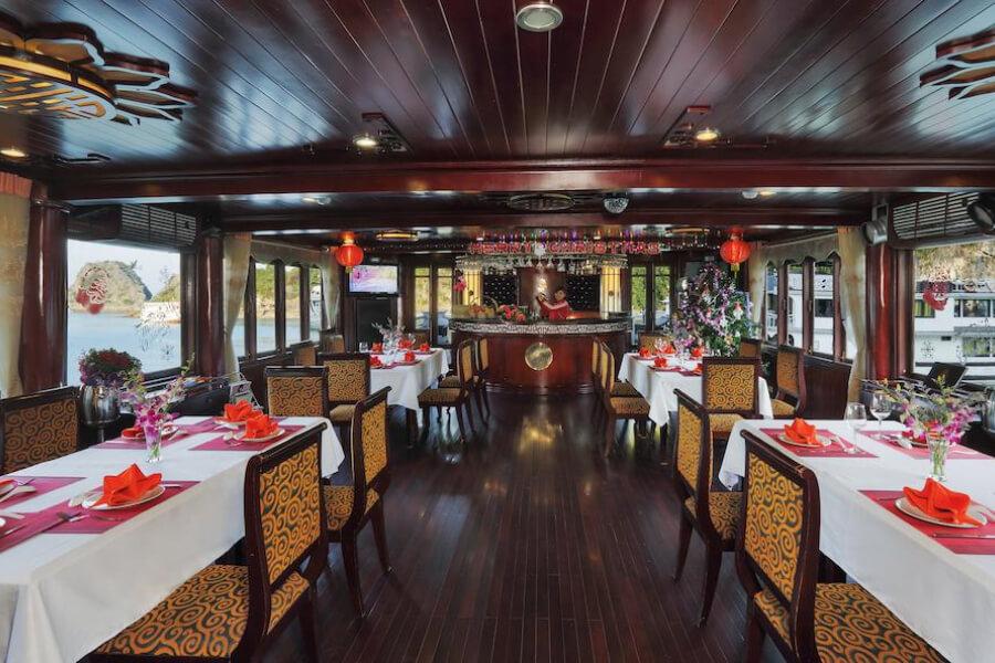 Hotels Vietnam Halong Bay Calypso Cruise Halong Bay14