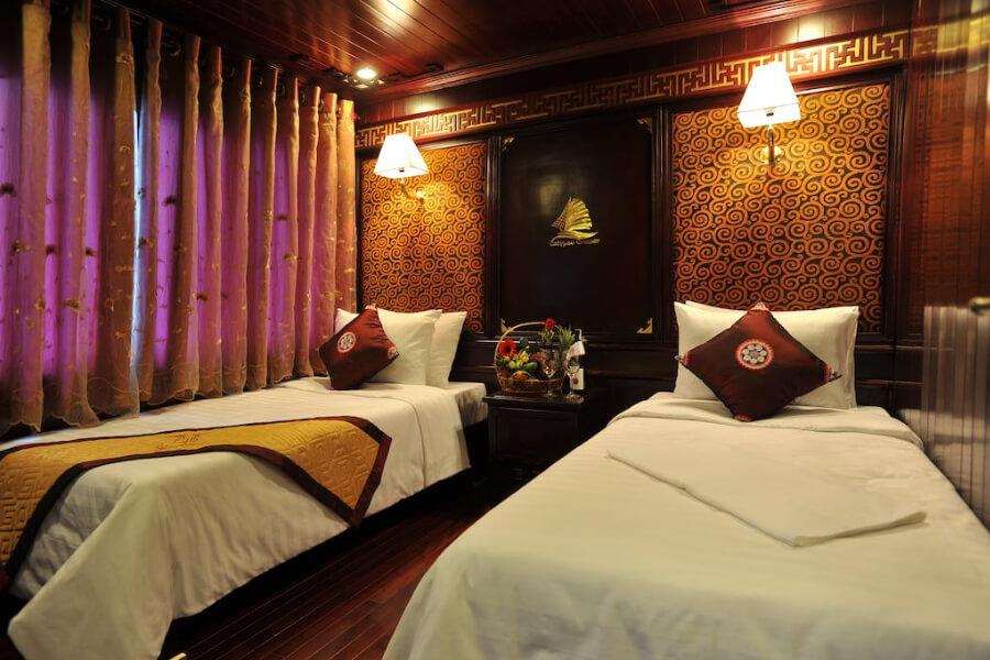Hotels Vietnam Halong Bay Calypso Cruise Halong Bay17