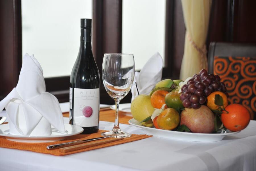 Hotels Vietnam Halong Bay Calypso Cruise Halong Bay2