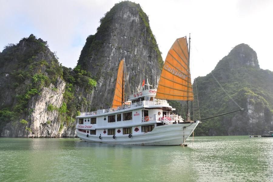 Hotels Vietnam Halong Bay Calypso Cruise Halong Bay5