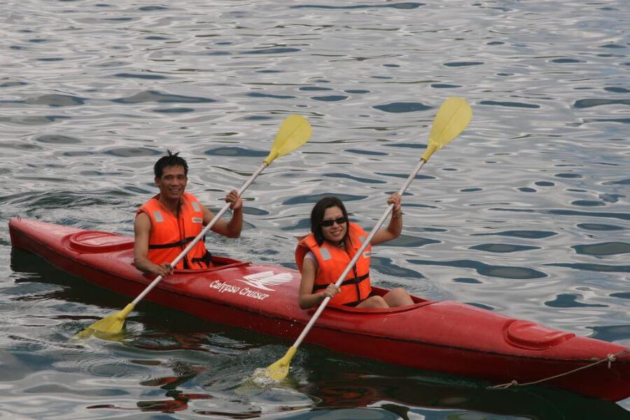 Hotels Vietnam Halong Bay Calypso Cruise Halong Bay9