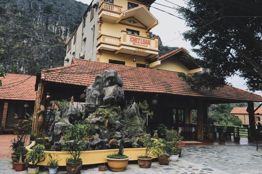 Hotels Vietnam Ninh Binh Chez Loan Hotel1