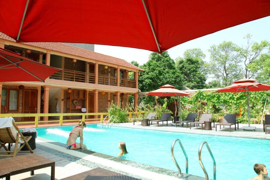 Hotels Vietnam Ninh Binh Chez Loan Hotel12