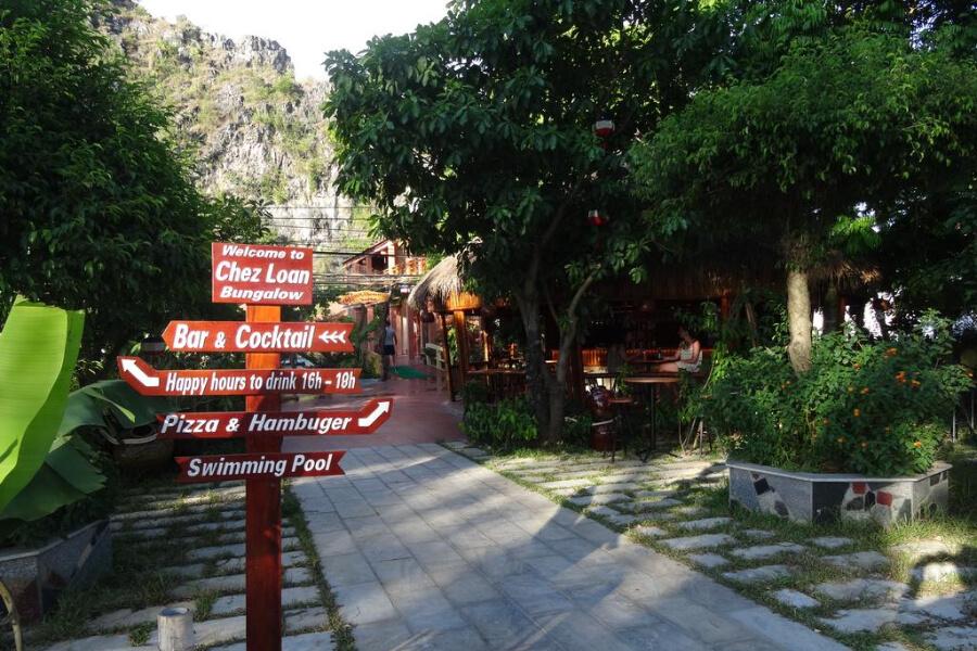 Hotels Vietnam Ninh Binh Chez Loan Hotel18