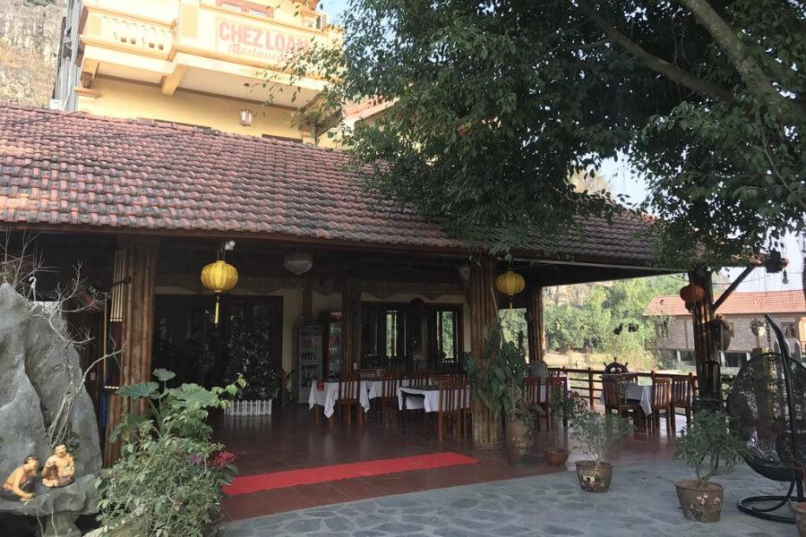 Hotels Vietnam Ninh Binh Chez Loan Hotel2