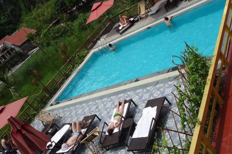 Hotels Vietnam Ninh Binh Chez Loan Hotel4
