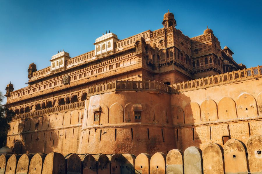 India Rajasthan Bikaner Junagarh Fort
