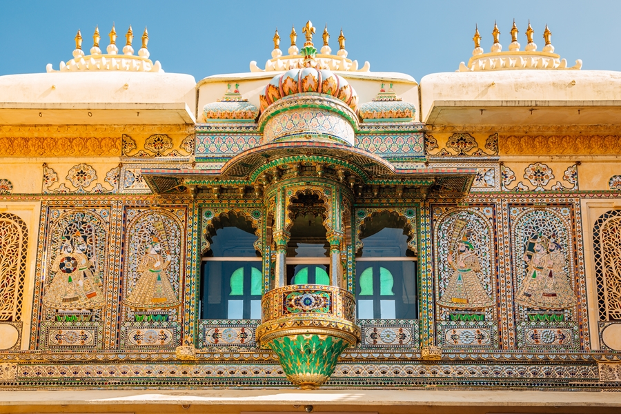 Dag 11: Udaipur