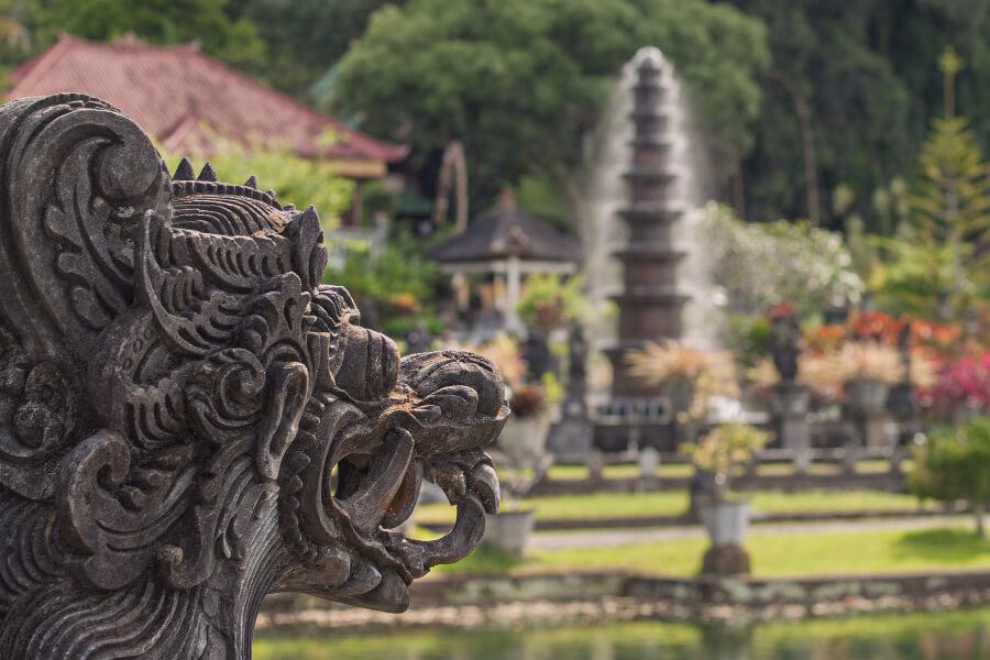 Indonesië Bali Tempel