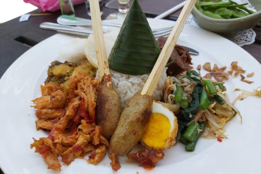 Indonesie Bali Eten