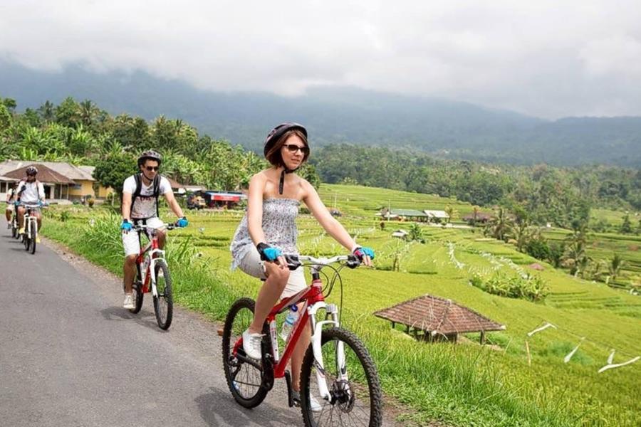 Indonesie Bali Fietstour