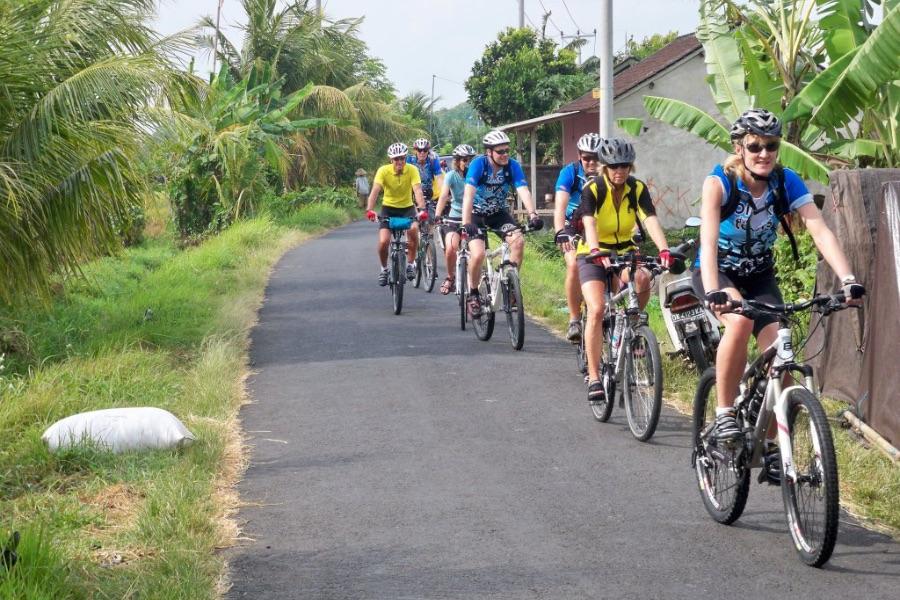 Indonesie Bali Fietstour Bali