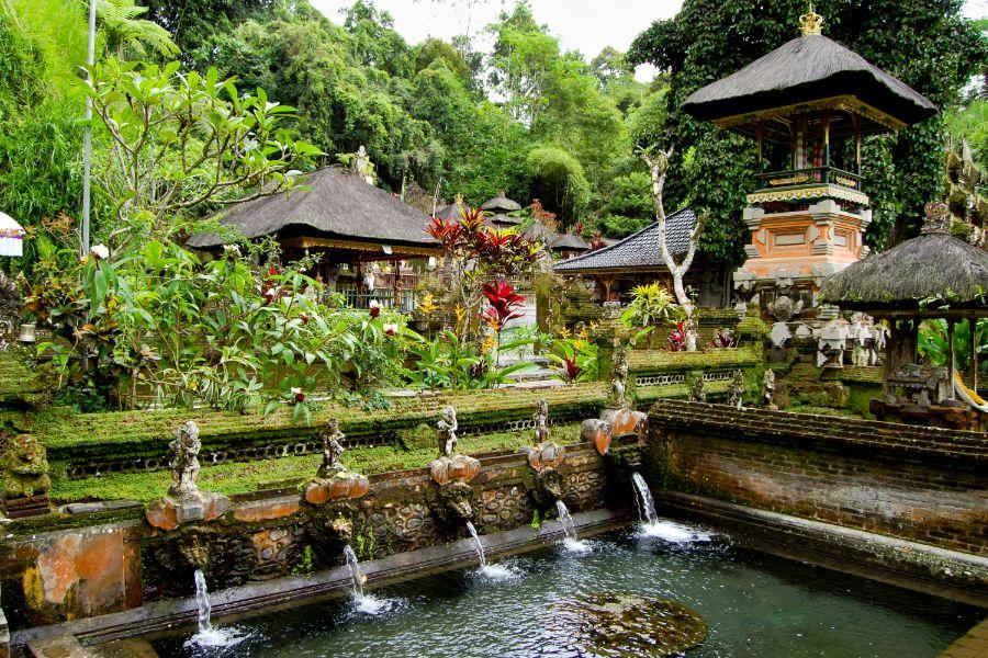 Dag 2: Ubud, Gunung Kawi, Tirta Empul, Kintamani & Penglipuran