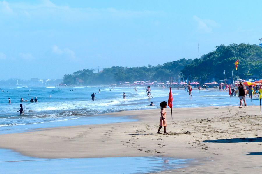 Indonesie Bali Kuta
