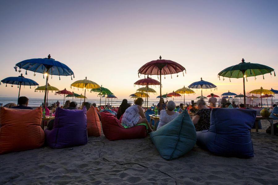 Indonesie Bali Legian Strand