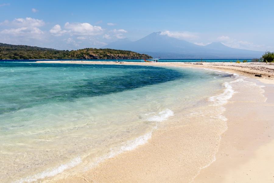Indonesie Bali Menjangan Island mooie stranden