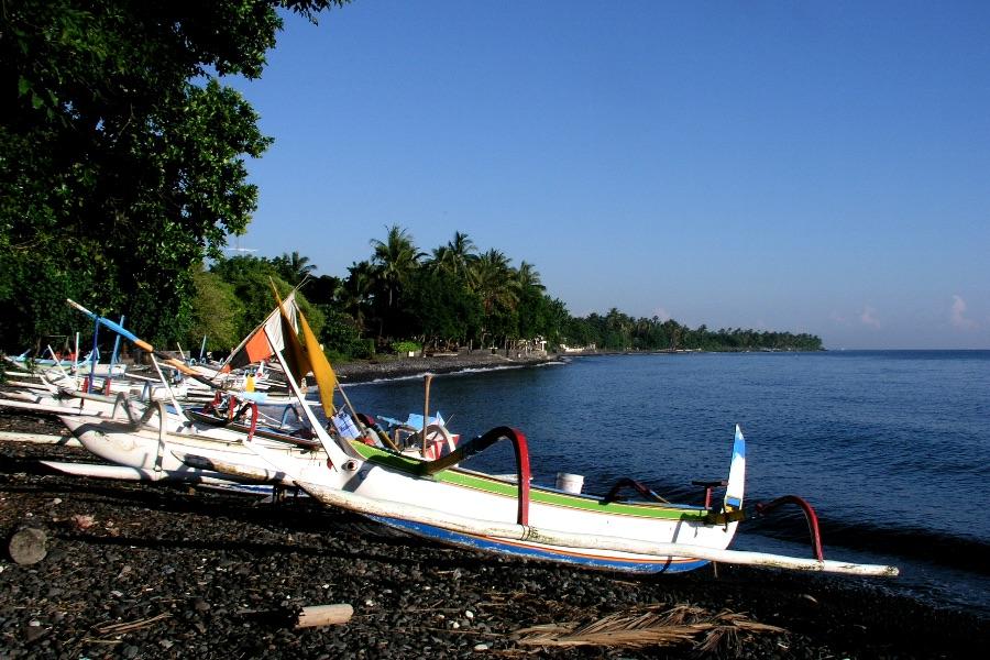 Indonesie Bali Tulamben