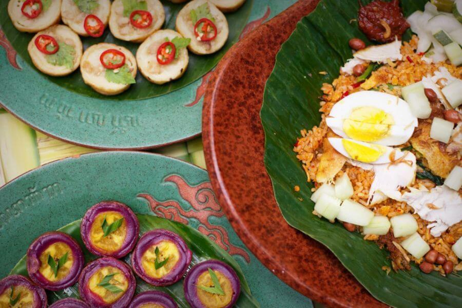 Indonesie Bali kookcursus