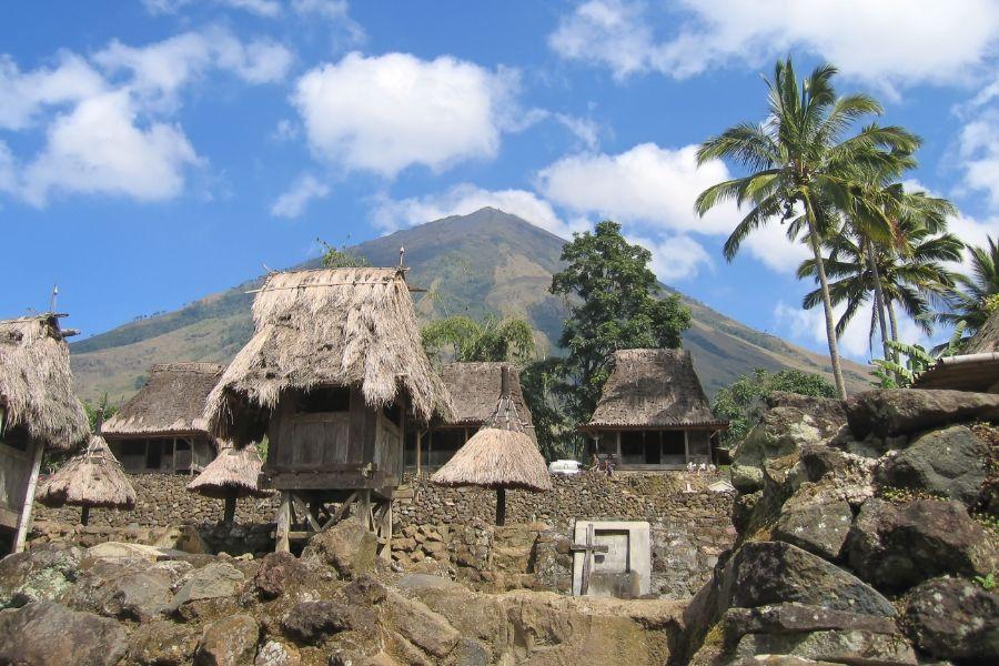 Dag 14: Bajawa, excursie Bajawa & Soa