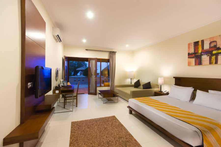 Indonesie Hotel Jambuluwuk Oceano Resort Premier Beach Front Double 07