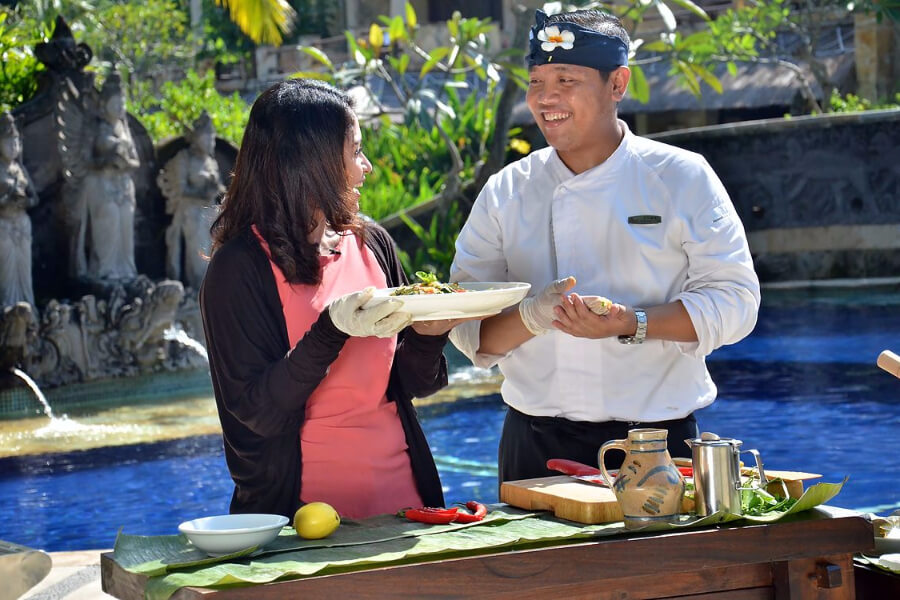Indonesie Hotel Lombok Kila Senggigi Cooking Class 02