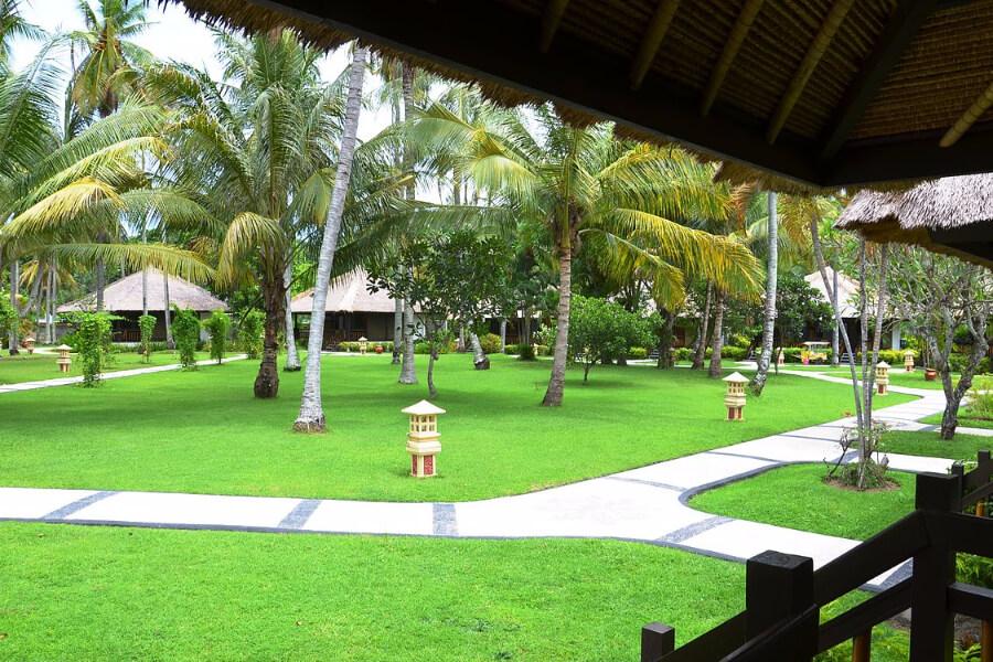 Indonesie Hotel Lombok Kila Senggigi Garden Bungalow 03
