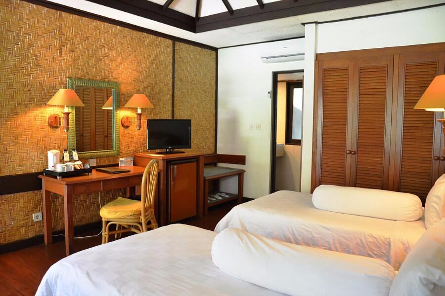 Indonesie Hotel Lombok Kila Senggigi Garden Bungalow 08