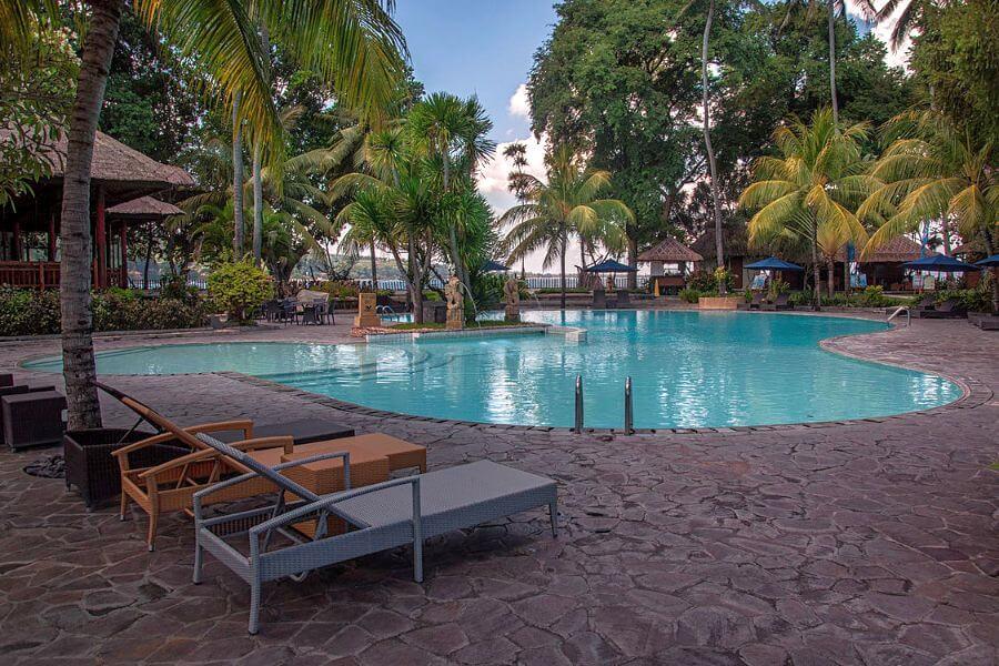 Indonesie Hotel Lombok Kila Senggigi Pool