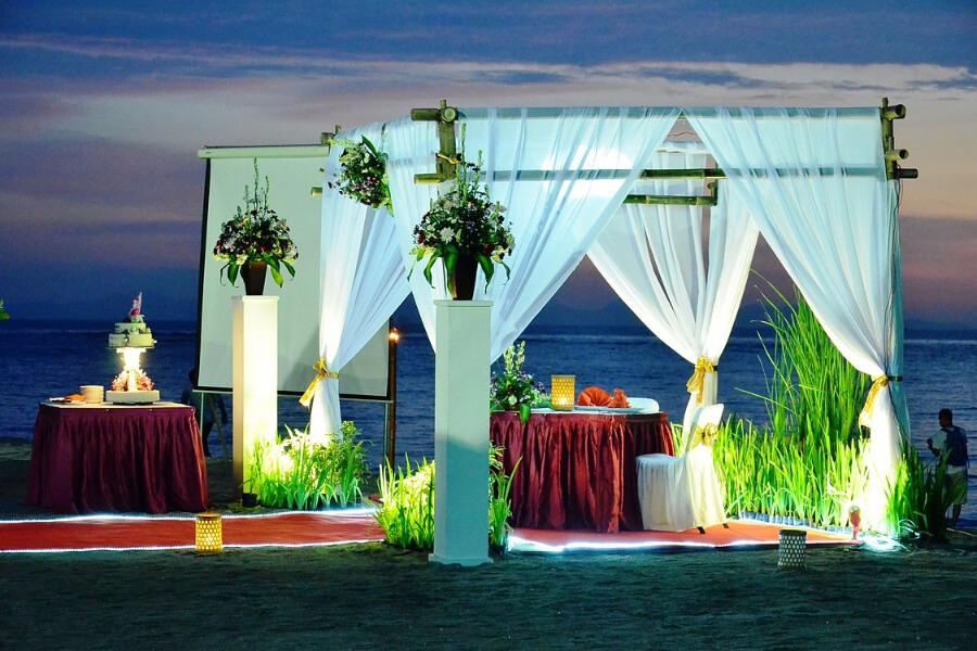 Indonesie Hotel Lombok Kila Senggigi Wedding3