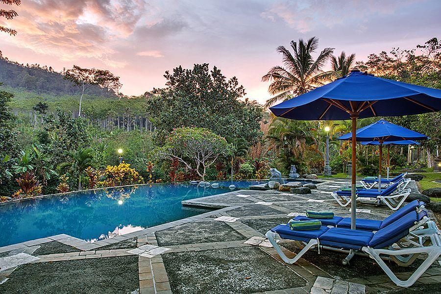 Indonesie Hotel Margo Utomo Eco Resort Kalibaru