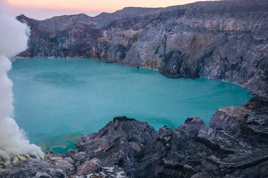 Indonesie Java Ijen vulkaan 2