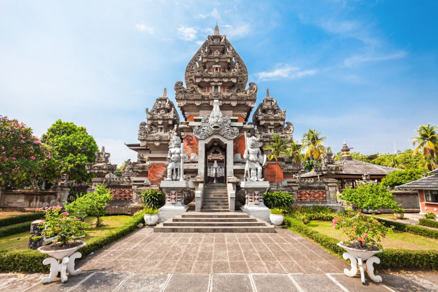 Indonesie Java Jakarta Het Indonesische museum