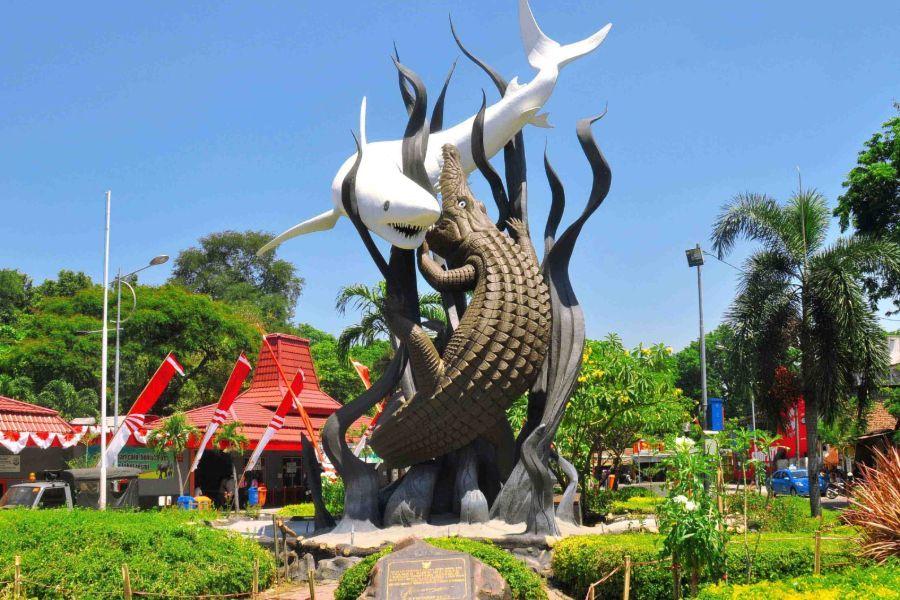 Indonesie Java Surabaya