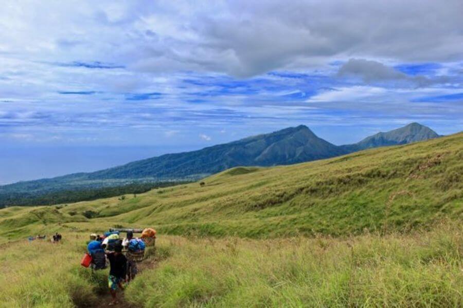 Indonesie Mt Rinjani trekking 7