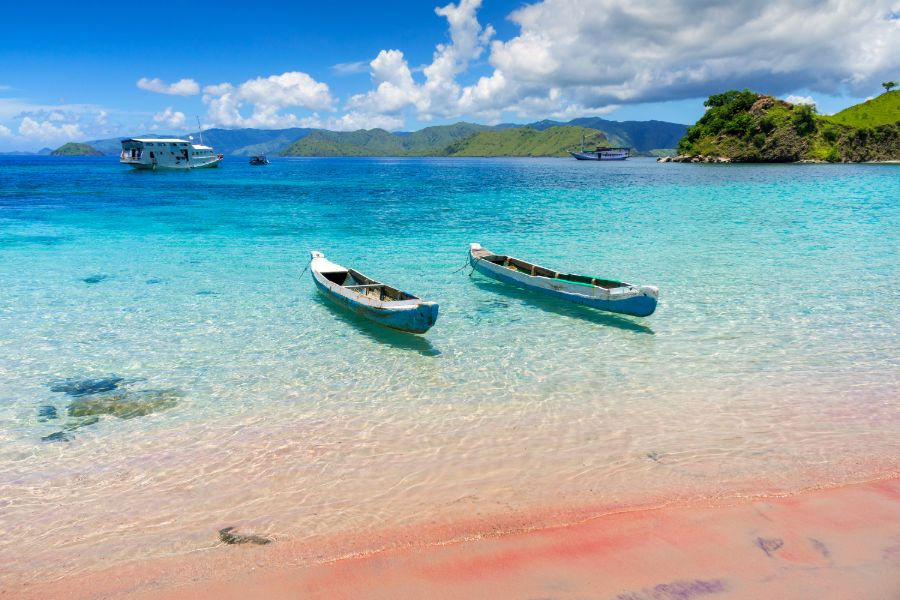 Indonesie Nusa Tenggara Komodo National Park eiland