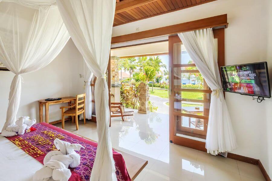 Indonesie Pemutaran Adi Assri Beach Cottages 13