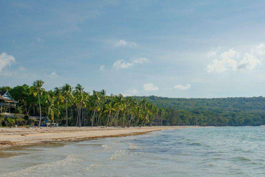 Indonesie Sulawesi Bira Strand
