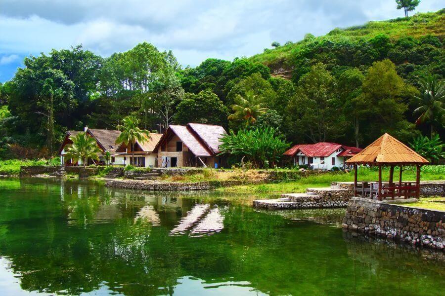 Indonesie Sumatra Lake Toba 4