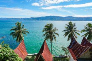 6-Daagse bouwsteen Sumatra (Lake Toba)