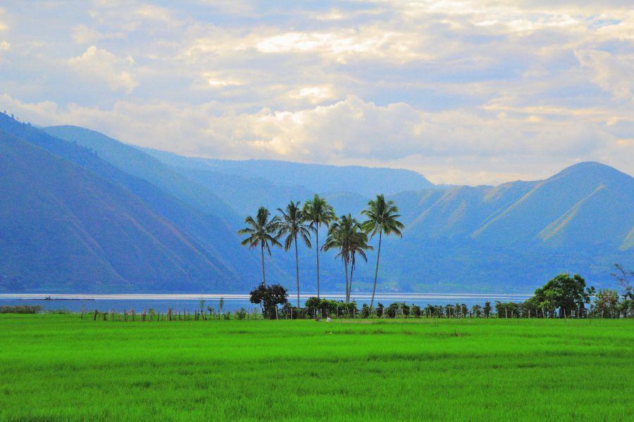 Indonesie Sumatra Toba meer
