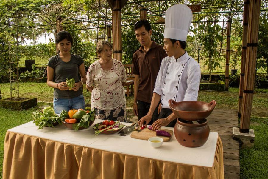 Indonesie Ubud Bhuwana Hotel and Farming 14