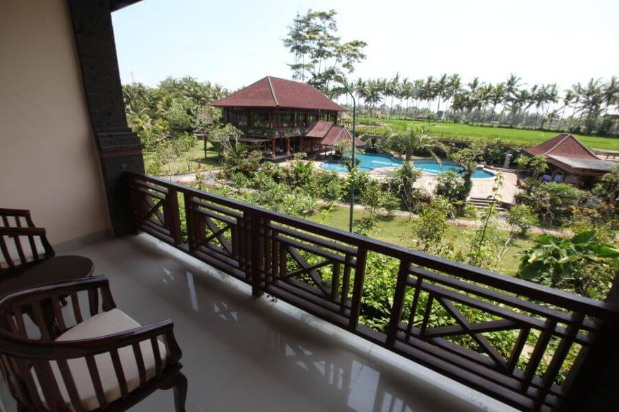 Indonesie Ubud Bhuwana Hotel and Farming 16