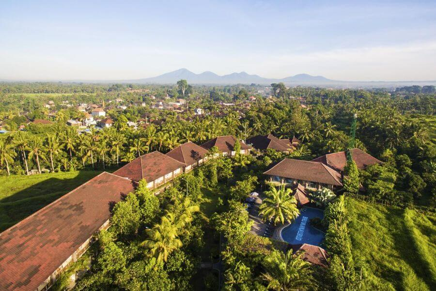 Indonesie Ubud Bhuwana Hotel and Farming 21
