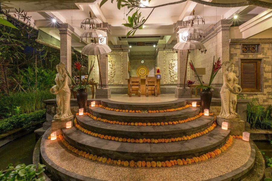 Indonesie Ubud OH HAM Resort Retreat 1